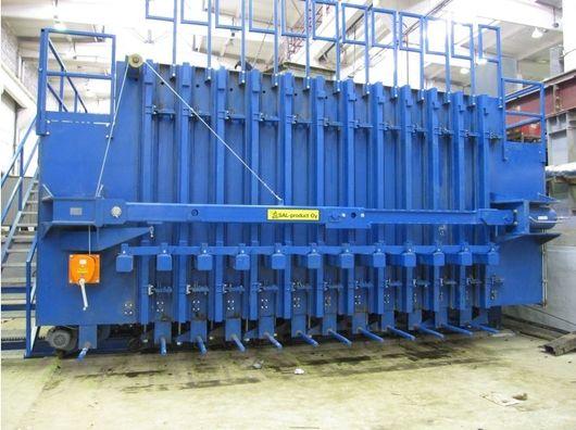 Betoniteollisuuden koneet ja laitteet - SAL-product Oy